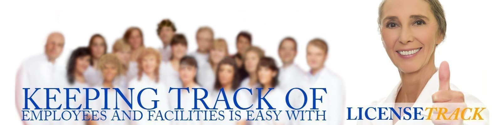 LICENSETrack, employee license tracking, facility license tracking, pharmacy license tracking, pharmacy compliance